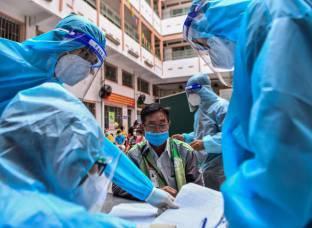 TP.HCM hoàn thành mục tiêu tiêm 900.000 liều vaccine trong 10 ngày