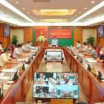 Trưởng Ban Dân vận và hai Phó Chủ tịch Hà Nội bị kỷ luật khiển trách