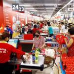 8 siêu thị và 15 cửa hàng VinMart/VinMart+ có liên quan đến Công ty thực phẩm Thanh Nga
