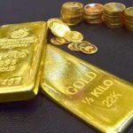Sau phiên lao dốc, giá vàng bật tăng trở lại