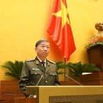 Bộ trưởng Tô Lâm: 'Cần thiết phải ban hành Luật Cảnh sát cơ động'