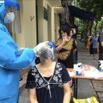 Hà Nội có thêm 6 ca F0, trong đó 5 ca liên quan đến Bệnh viện Việt Đức