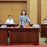 Xây dựng chương trình hành động cụ thể trong thực hiện Nghị quyết Đại hội XIII của Đảng