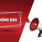 """Thông báo gia hạn nhận hồ sơ đăng ký tham gia xét công nhận """" Doanh nghiệp đạt chuẩn Văn hóa Kinh doanh Việt Nam"""" năm 2021"""