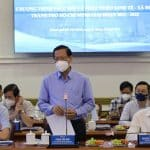 Chủ tịch Phan Văn Mãi: TP.HCM chưa bao giờ gặp khó khăn như vừa qua
