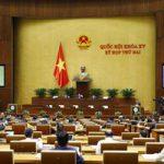 Ngày 21/10, Quốc hội thảo luận về kinh tế – xã hội và hai dự án Luật