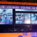 Sáng 3/10, Hà Nội có thêm 4 ca dương tính với SARS-CoV-2